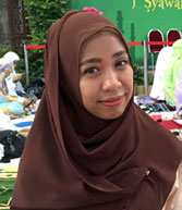Never Married Indonesian Muslim Brides in Bukit, Central Region, Singapore