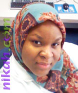 Never Married English Muslim Brides in Baltimore, Maryland, United States
