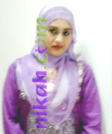 Never Married English Muslim Brides in Hougang, North Region, Singapore