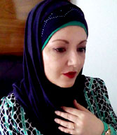 Widowed English Muslim Brides in Los Angeles, California, United States