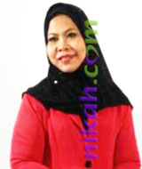 Never Married English Muslim Brides in Woodlands, North Region, Singapore