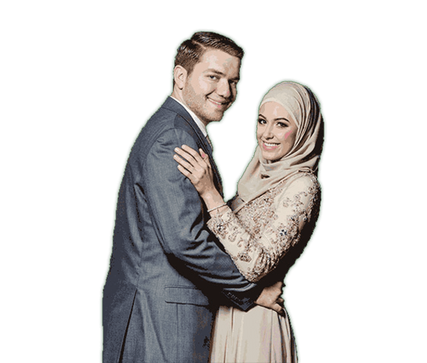 Muslim Marriage Couple
